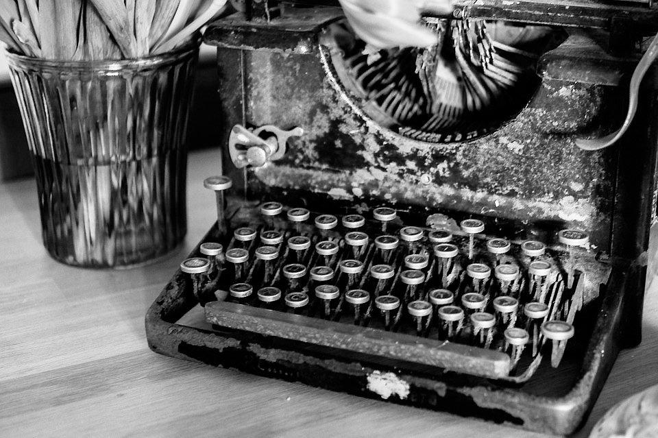 Maquina de escribir 1