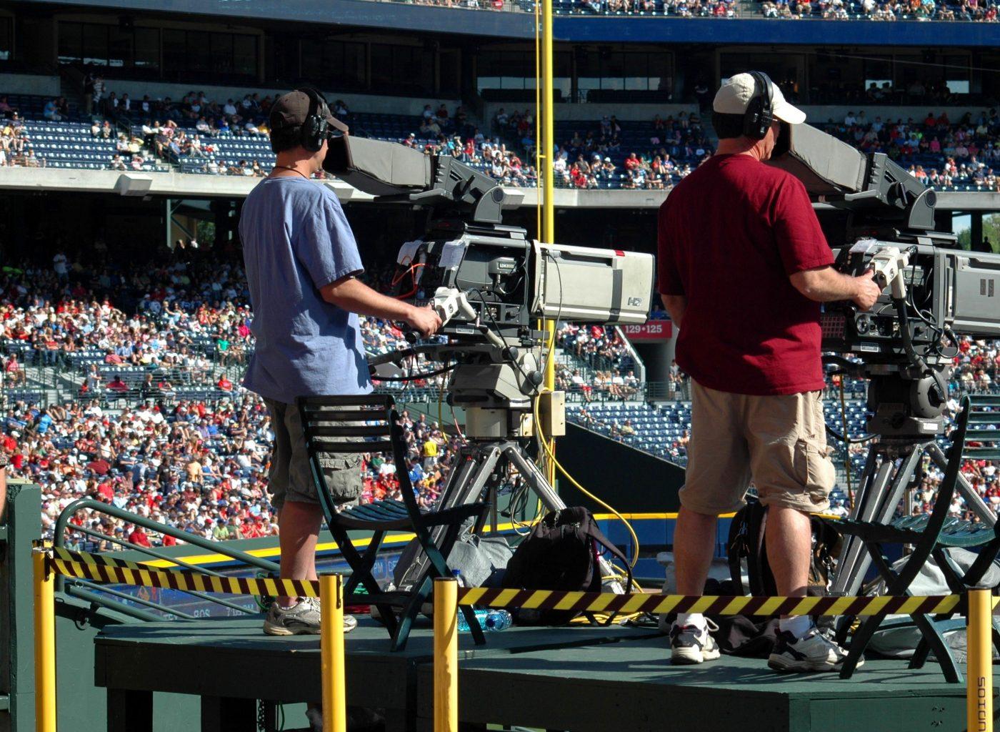 Deportes deportistas medios de comunicación